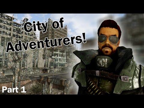 New Vegas Mods: City of Adventurers! - Part 1