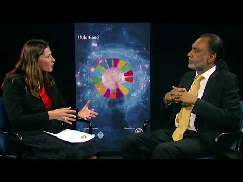 AI FOR GOOD 2018 INTERVIEWS: AMANDEEP SINGH GILL, Representative to the Conference on Disarmament