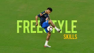 Neymar Jr ► Freestyle  Skills | HD