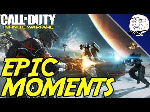 Call of Duty Infinite Warfare Epic Moments #3 (COD IW Montage)