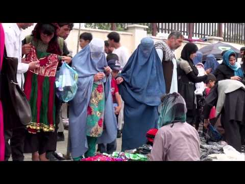 Afghan women share stories of surviving abuse