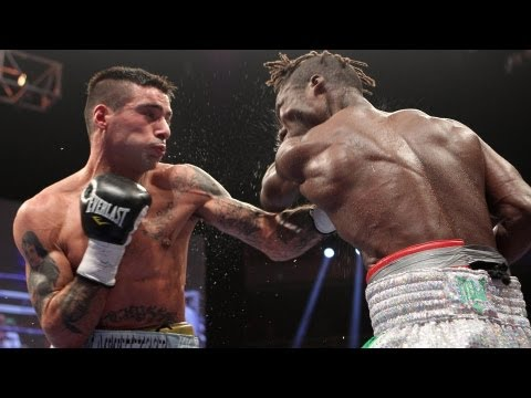 Showtime Boxing  PreFight Highlights  Lucas Matthysse vs Mike Dallas Jr Aydin SotoKarass  S