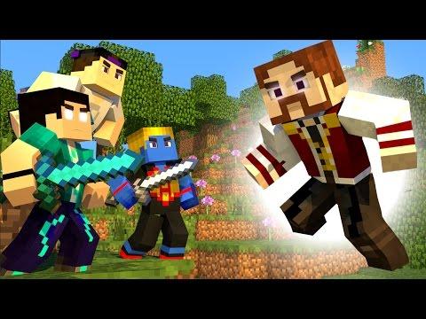 Minecraft - PARAÍSO - #64 CONDENADOS A MORTE!!