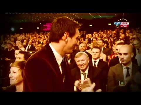 Lionel Messi - Winner Fifa Ballon d'Or 2011 HD