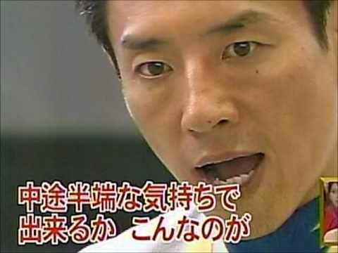 松岡修造~テニス合宿 子供に向けて~