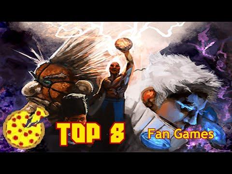 The Top 8 Fan Games