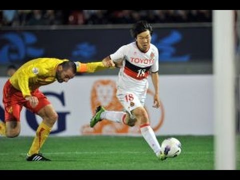Seongnam Ilhwa Chunma Vs Nagoya Grampus: AFC Champions League 2012 (Group Stage MD 5)