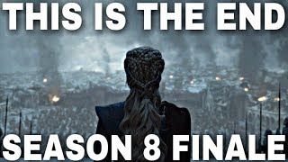 S8E6 Finale Preview: This Is How It Ends? - Game of Thrones Season 8 Episode 6 (Finale)