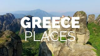 10 Best Places to Visit in Greece - Travel Video