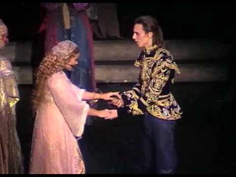 Romeo et Juliette, Act 1 / Ромео и Джульетта, Акт 1 (Russian,bootleg)