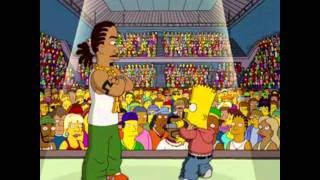 The Simpsons - Bart Rap Concert (HQ IN ENGLISH! FULL VERSION)
