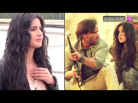 Spotted: Katrina Kaif shoots for Saif Ali Khan and Kabir Khan's Phantom at Gateway of India