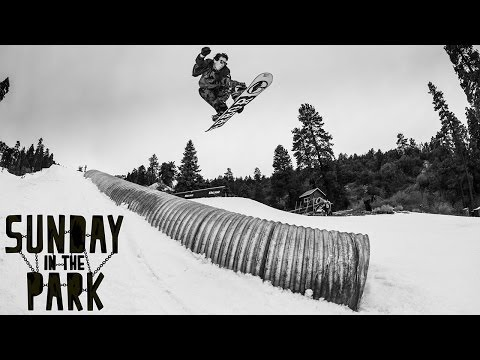 Sunday In The Park 2014 Episode 11 - Bear Mountain - TransWorld SNOWboarding