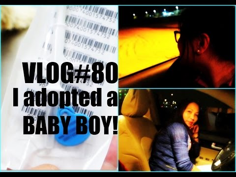 ABU DHABI VLOG#80 - I adopted a baby boy