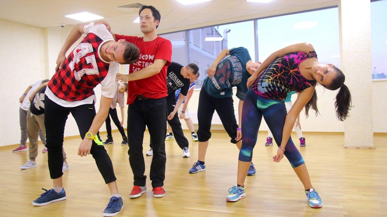 Танцы занятия днем