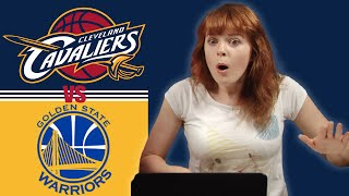 Irish People Watch The NBA Finals