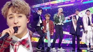 《EXCITING》 Highlight (하이라이트) - Plz Don't Be Sad (얼굴 찌푸리지 말아요) @인기가요 Inkigayo 20170402