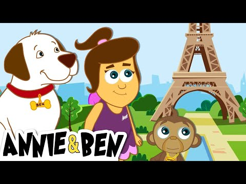 Towering Mango #3 | Cartoons for Children | The Adventures of Annie and Ben