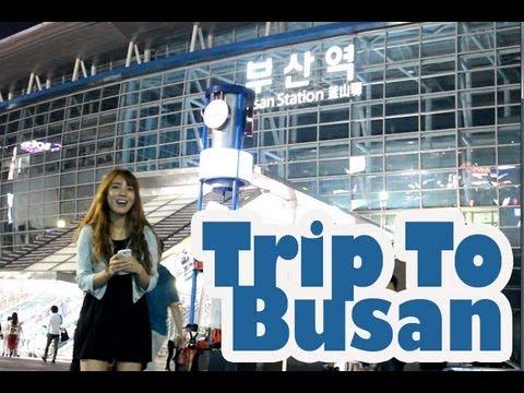 Quick trip to Busan! (Viaje;)