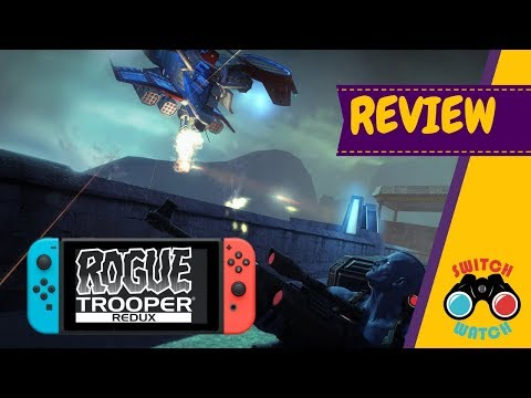 Rogue Trooper Redux Switch Review