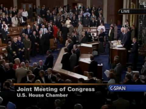 Prime Minister Dr. Manmohan Singh addresses the US congress 2005