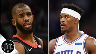 Jimmy Butler is honest, and that's exactly what the Rockets needed - Kendrick Perkins | The Jump