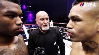 Aftermovie World Fighting League 18th of October 2015