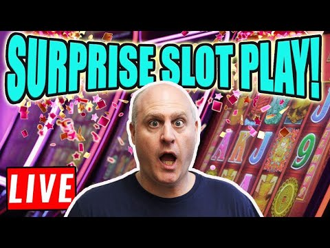 Thursday Surprise 😊 High Limit Slot Play 🎰 with The Big Jackpot thumbnail
