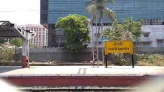 Churchgate to Borivali by Mumbai's local train