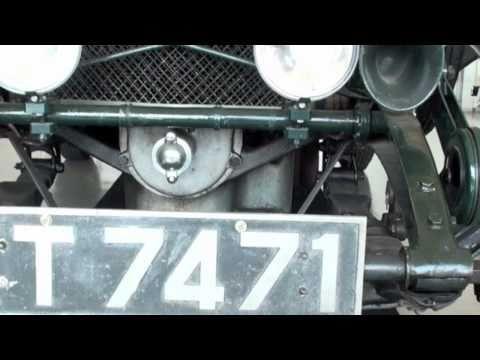 白洲次郎の愛車 1924 Bentley 3L