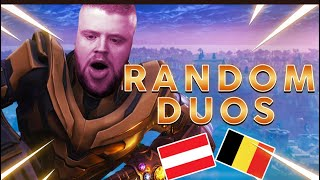 🔀Random Duos #3 | Fortnite Battle Royale