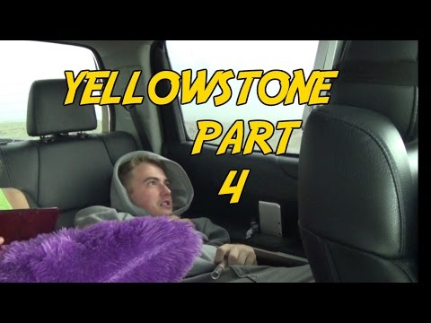 Yellowstone National Park Part 4 - Hail Storm Attack