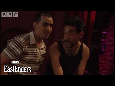Dirty Den & Dennis Rickman team up - eastenders - BBC drama. 1:58. Zoe Slater (played by Michelle Ryan), Tariq Larousi, and the young Ferreira family are