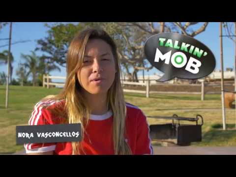 "Talkin MOB: Nora Vansconcellos | NEW ""Colors"" Graphic MOB"