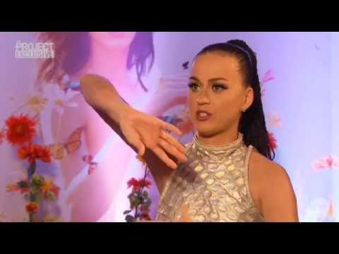 Katy Perry Interview - The Project 2014