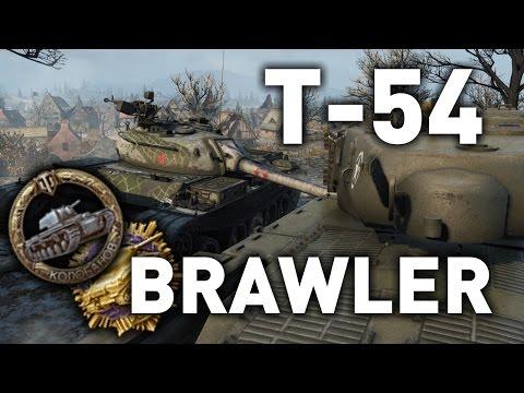 World of Tanks || T-54 - Brawl Master
