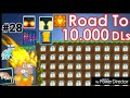 Road To 10,000 DLS #28 ( SELLING ALL MY EXPENSIVE ITEMS!!! ) + Giveaway - Growtopia