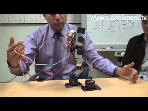 Robótica Y Aplicaciones José Oliden, Óscar Giraldo Y Jorge Estrada (UNI, Lima, Perú)