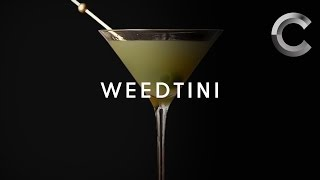 How to Make a Weedtini