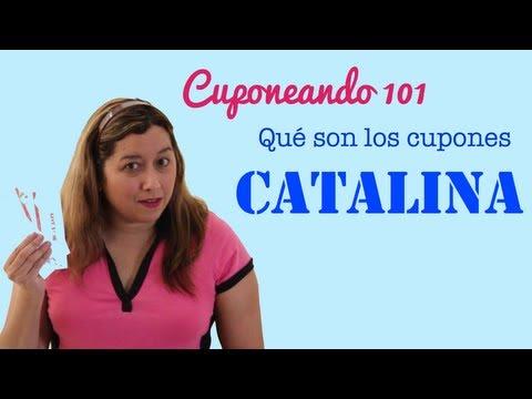 Que son los cupones catalina | Cuponeando 101