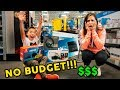 NO BUDGET AT BEST BUY! **EVERY KID'S DREAM**   The Royalty Family