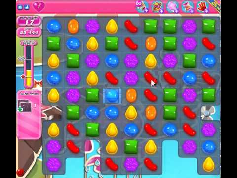 Candy Crush Saga Level 135