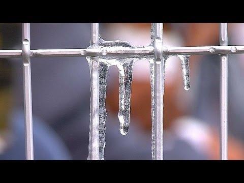 TOR@MIN: Record cold temperature in Minnesota