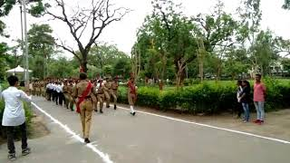 NCC Pared  15 August 2018