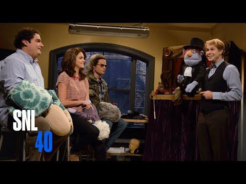 Puppet Class - Saturday Night Live