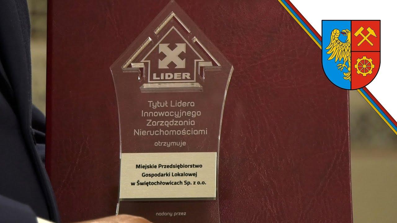 Nagroda za innowacyjność dla MPGL