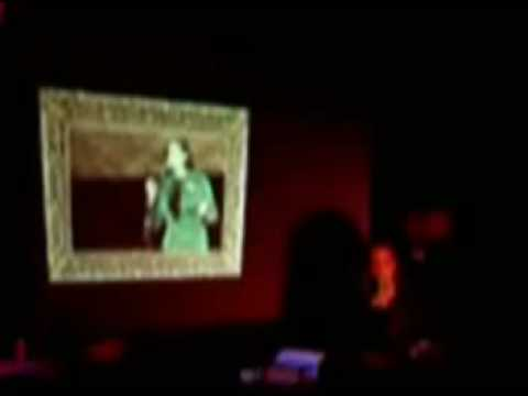 Janet Kuypers Poem content With Inferior Men Live 10 05 04 video