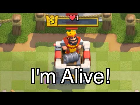 Epic Comeback Clash Royale Fails Clutches And Funny Moments 12