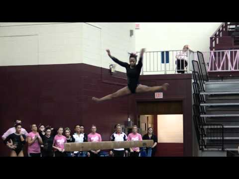 Rashonda Cannie - Beam [TWU] 9.775