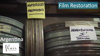 Argentina / Film restoration